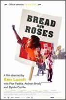 Bread and Roses - British Movie Poster (xs thumbnail)