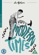 Modern Times - British DVD cover (xs thumbnail)