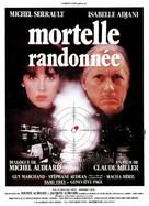 Mortelle randonnée - French Movie Poster (xs thumbnail)