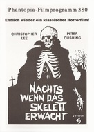 The Creeping Flesh - German poster (xs thumbnail)