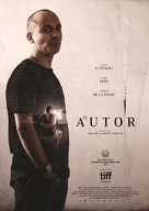 El autor - Spanish Movie Poster (xs thumbnail)