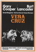 Vera Cruz - South African Movie Poster (xs thumbnail)