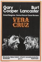 Vera Cruz - South African Movie Poster (xs thumbnail)