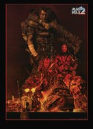 Mad Max 2 - Japanese Movie Poster (xs thumbnail)