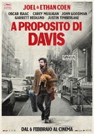 Inside Llewyn Davis - Italian Movie Poster (xs thumbnail)