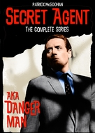 """Danger Man"" - DVD cover (xs thumbnail)"