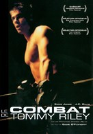 Fighting Tommy Riley - French Movie Cover (xs thumbnail)