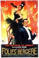 Folies-Bergère - Argentinian Movie Poster (xs thumbnail)