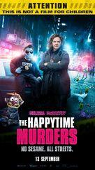 The Happytime Murders - Singaporean Movie Poster (xs thumbnail)