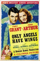 Only Angels Have Wings - Movie Poster (xs thumbnail)