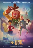 Missing Link - Portuguese Movie Poster (xs thumbnail)