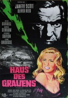Paranoiac - German Movie Poster (xs thumbnail)