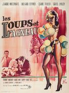 The Stripper - French Movie Poster (xs thumbnail)