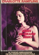 Addio, fratello crudele - Spanish Movie Poster (xs thumbnail)