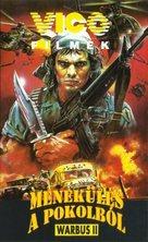 Afganistan - The last war bus (L'ultimo bus di guerra) - Hungarian Movie Cover (xs thumbnail)