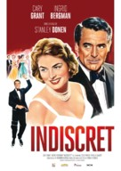 Indiscreet - French Re-release poster (xs thumbnail)