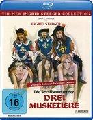 Die Sexabenteuer der drei Musketiere - German Movie Cover (xs thumbnail)