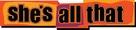 She's All That - Logo (xs thumbnail)