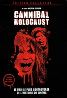 Cannibal Holocaust - French DVD cover (xs thumbnail)