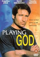 Playing God - British Movie Cover (xs thumbnail)