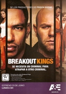 """""""Breakout Kings"""" - Argentinian Movie Poster (xs thumbnail)"""