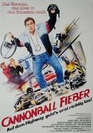 Speed Zone! - German Movie Poster (xs thumbnail)