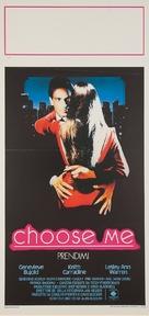 Choose Me - Italian Movie Poster (xs thumbnail)
