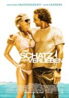 Fool's Gold - German Movie Poster (xs thumbnail)