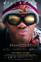 Hancock - Vietnamese Movie Poster (xs thumbnail)