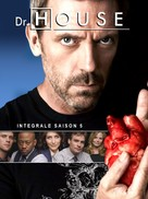 """House M.D."" - French Movie Cover (xs thumbnail)"