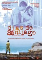 Dias de Santiago - German poster (xs thumbnail)