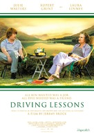 Driving Lessons - Movie Poster (xs thumbnail)