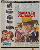 North to Alaska - Movie Poster (xs thumbnail)