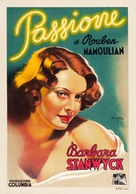 Golden Boy - Italian Movie Poster (xs thumbnail)