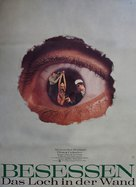 Bezeten - Het gat in de muur - German Movie Poster (xs thumbnail)