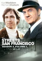 """""""The Streets of San Francisco"""" - DVD movie cover (xs thumbnail)"""