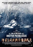 The Imaginarium of Doctor Parnassus - Spanish Movie Poster (xs thumbnail)