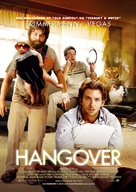The Hangover - Norwegian Movie Poster (xs thumbnail)