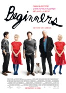 Beginners - German Movie Poster (xs thumbnail)