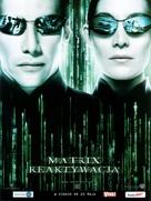 The Matrix Reloaded - Polish Teaser movie poster (xs thumbnail)