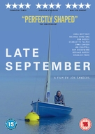Late September - British DVD cover (xs thumbnail)