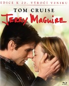 Jerry Maguire - Czech Movie Cover (xs thumbnail)