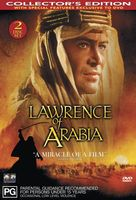 Lawrence of Arabia - Australian DVD cover (xs thumbnail)