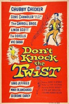 Don't Knock the Twist - British Movie Poster (xs thumbnail)