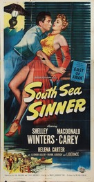 South Sea Sinner - Movie Poster (xs thumbnail)
