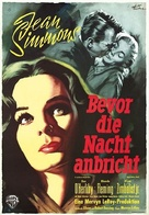 Home Before Dark - German Movie Poster (xs thumbnail)