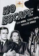 No Escape - DVD cover (xs thumbnail)