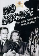 No Escape - DVD movie cover (xs thumbnail)