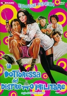 La dottoressa del distretto militare - Italian Movie Cover (xs thumbnail)