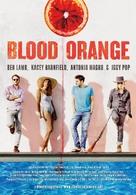 Blood Orange - British Movie Poster (xs thumbnail)